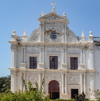Diu : église saint Paul